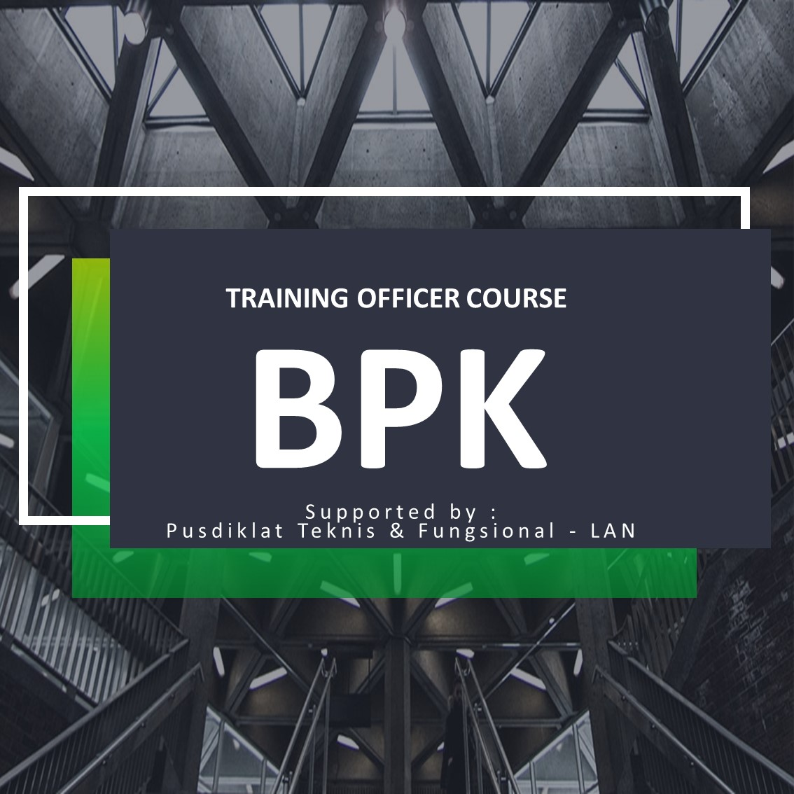 Training Officer Course (TOC) - BPK