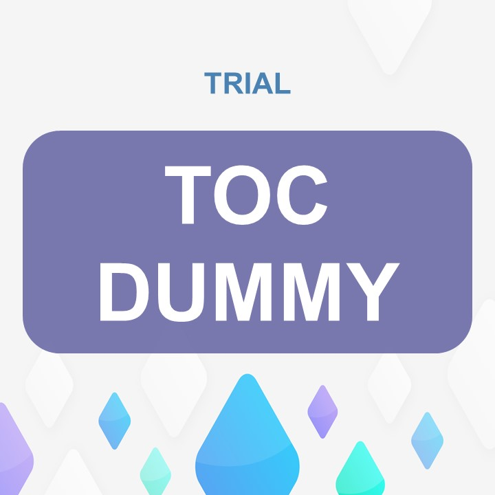 Training Officer Course (TOC) - DUMMY