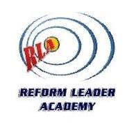 Reform Leader Academy - Angkatan XVIII