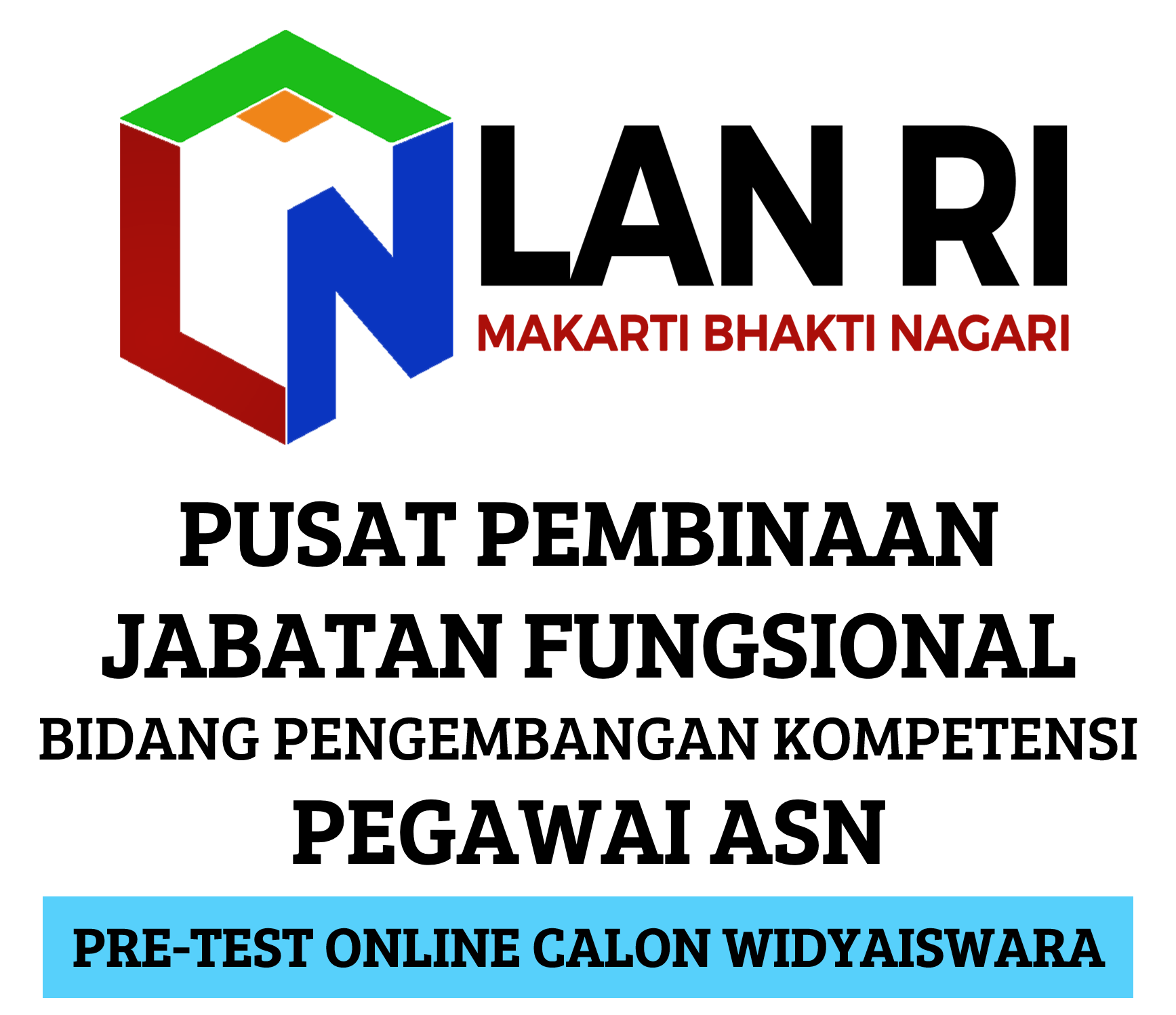 Pre-Test Calon Widyaiswara